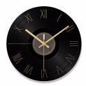 """Sieninis laikrodis """"Plokštelė 10"""" (30 cm)"""