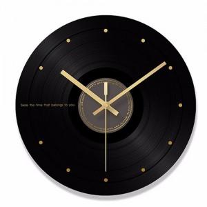 """Sieninis laikrodis """"Plokštelė 11"""" (30 cm)"""