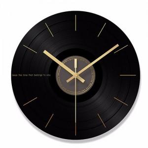 """Sieninis laikrodis """"Plokštelė 12"""" (30 cm)"""