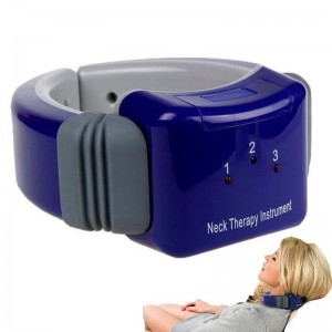 """Elektroninis kaklo masažuoklis """"Nebeskauda 2"""" (vibruojantis)"""