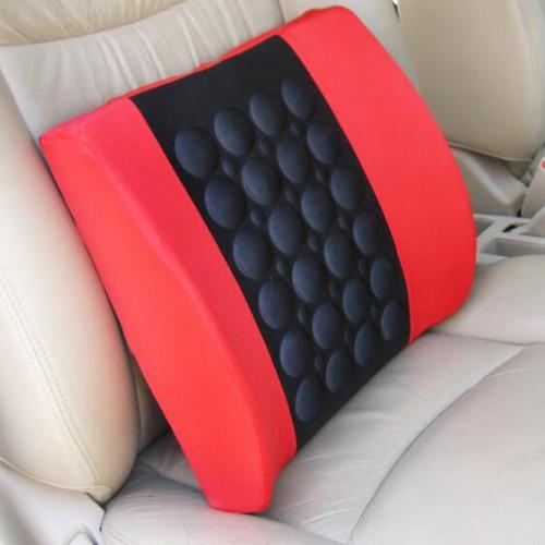 """Elektroninė masažuojanti nugaros pagalvėlė automobiliui """"Patogumas"""""""
