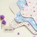 """Daugkartinio naudojimo higieniniai įklotai """"Handmade Organic Cotton"""" (6 vnt)"""