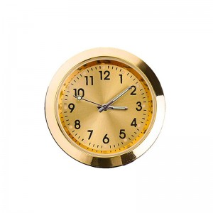 """Laikrodis automobiliui """"Auksinė elegancija"""""""