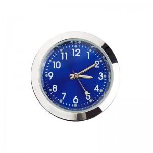 """Laikrodis automobiliui """"Mėlynasis stilius"""""""