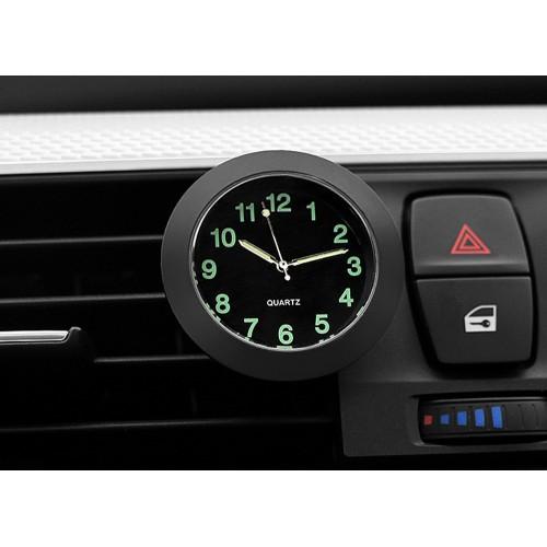"""Laikrodis automobiliui """"Juodoji elegancija 3"""""""