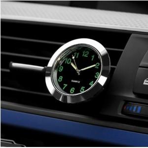 """Laikrodis automobiliui """"Sidabrinė elegancija 3"""""""