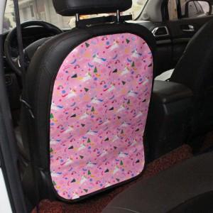 """Automobilio sėdynės apsauga vaikui """"Patogiau 5"""""""