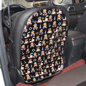 """Automobilio sėdynės apsauga vaikui """"Patogiau 7"""""""