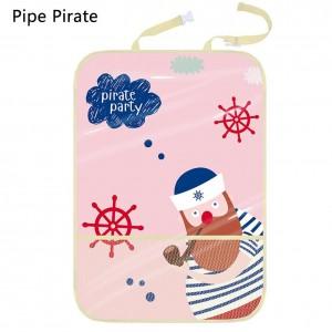 """Automobilio sėdynės apsauga vaikui """"Jūrų piratas"""""""