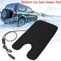 """Šildantis kilimėlis automobiliui """"Nebaisi žiema"""" (12V 45 x 20cm)"""