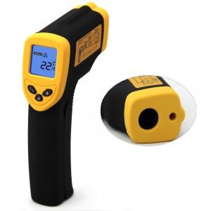 IR skaitmeninis termometras