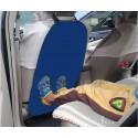 """Automobilio sėdynės apsauga vaikui """"Patogiau 13"""""""