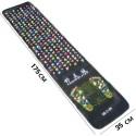 """Akupunkūrinis masažinis kilimėlis-masažuoklis """"Jūros kriauklelių kelias"""" (pėdų masažui ir atsipalaidavimui)"""