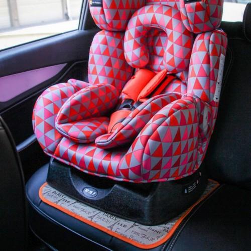"""Neslystantis kilimėlis vaikiškai autokėdutei """"Saugumo garantas 2"""""""