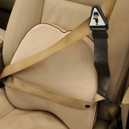 """Automobilio kėdutės diržų apsauga """"Patikimumo garantas"""""""