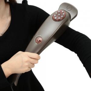 """Elektroninis kaklo masažuoklis-treniruoklis """"Delfinas"""" (vibruojantis)"""