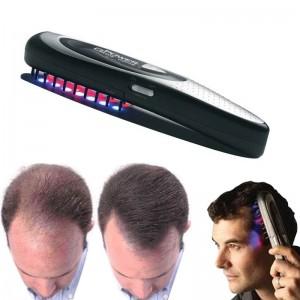 """Elektroninės plaukų priežiūros šukos """"Žavus pasikeitimas 2"""" (šepečiai ir manikiūro rinkinys)"""