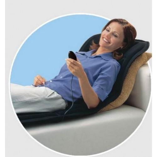 """Elektroninė masažinė vibruojanti pagalvėlė """"Nuostabus poilsis"""" (šildanti, infraraudonujų spindulių)"""