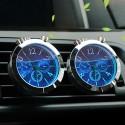 """Laikrodis su termometru automobiliui """"Aukščiausia klasė 2"""""""