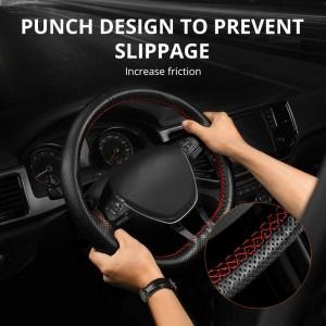 "Automobilio vairo apsauga ""Spotinis stilius"" (38 cm)"