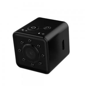"Mini kamera ""Budrusis seklys 4"" (1080P, naktinio matymo)"