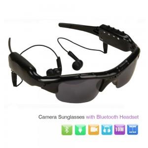 """Akiniai su slapta kamera """"Aukščiausia klasė 3"""" (Bluetooth)"""