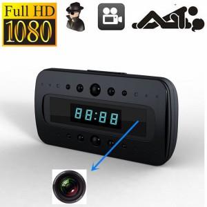 """Laikrodis su slapta kamera """"Aukščiausia klasė 4"""" (Wifi, IP)"""