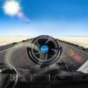 """Elektroninis automobilio vėsintuvas """"Malonus gaivumo dvelgsmas"""" (reguliuojamas, 360 laipsnių, 12V)"""