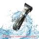 """Elektroninė plaukų ir barzdos kirpimo mašinėlė """"Pats kirpėjas"""" (vandeniui nepralaidi, nešiojama, 3W)"""
