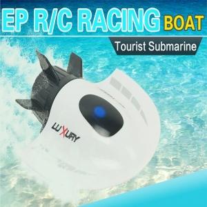 """Eletroninis nuotolinio valdymo povandeninis laivas """"Prašmatnumas"""" (vaiko lavinimas, aukštos kokybės, didelio greičio)"""