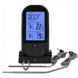 """Skaitmeninis kepsnių termometras """"Aukščiausia klasė 3"""" (wireless)"""