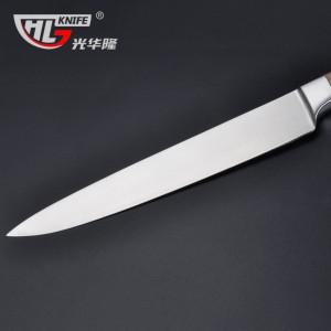 """Plieninis griliaus peilis """"Kokybės etalonas"""""""