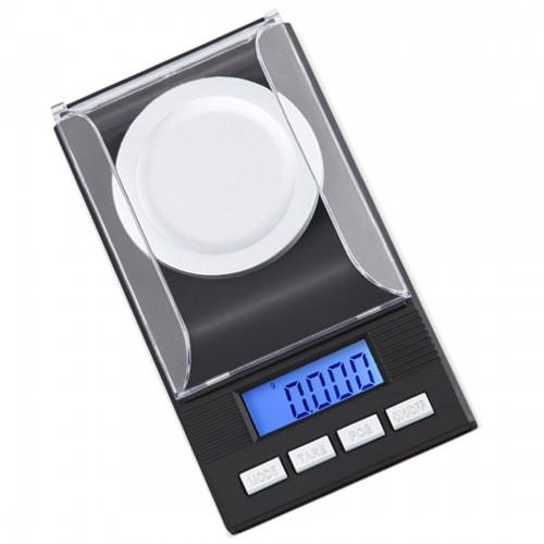 """Skaitmeninės svarstyklės """"Aukščiausia klasė 7"""" (0.001 - 30 g)"""