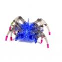 """Elektronis robotas - surenkamas vaikiškas konstruktorius """"Vabalų pasaulis"""" (vaiko lavinimas, aukštos kokybės, lavina mastymą)"""