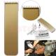 """Elektroninė plaukų kirpimo mašinėlė """"Auksinė elegancija"""" (aukštos kokybės, profesionali, ilgalaikio veikimo)"""