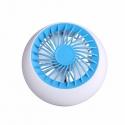 """Elektroninis įkraunamas nešiojamas ventiliatorius """"Mažasis dvaro malūnas"""" (nedidelis, USB, 1200mA)"""
