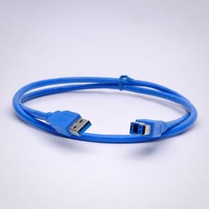 USB 3.0 A Male į Micro USB B Male spausdintuvo kabelis