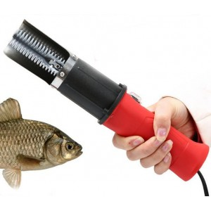 """Elektrinis žuvų žvynų šveitiklis """"Aukščiausia klasė 2"""" (96 W)"""