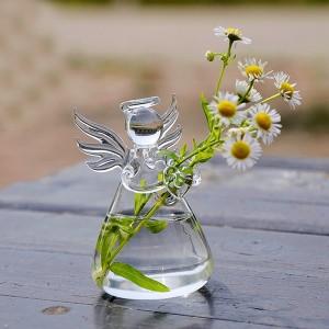 """Stiklinė vaza """"Angelas"""""""