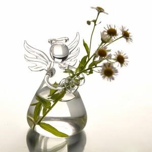 """Stiklinė vaza """"Angelas 2"""""""