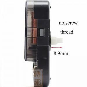 """Laikrodžio mechanizmas """"Geriausia kokybė"""" (8 mm ašis)"""