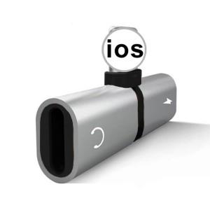 """iPhone AUX jungties keitiklis """"Aukščiausia klasė 3"""""""