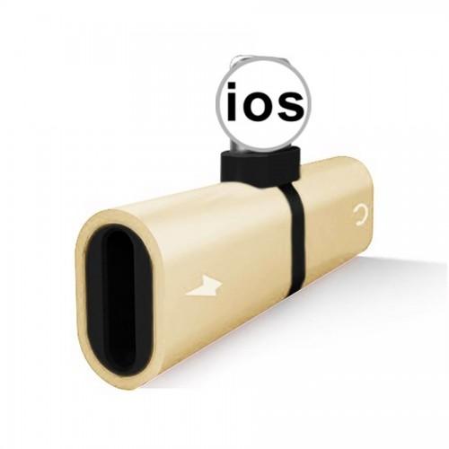 """iPhone AUX jungties keitiklis """"Aukščiausia klasė 4"""""""