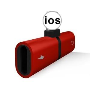 """iPhone AUX jungties keitiklis """"Aukščiausia klasė 6"""""""