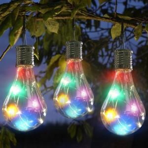 """Saulės energija įkraunamas šviestuvas """"Stiliaus elegancija"""""""