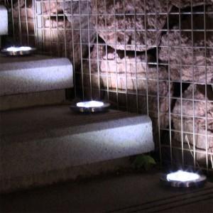 """Saulės energija įkraunamas šviestuvas """"Stiliaus elegancija 3"""""""