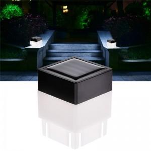 """Saulės energija įkraunamas pastatomas šviestuvas """"Stiliaus harmonija 2"""""""
