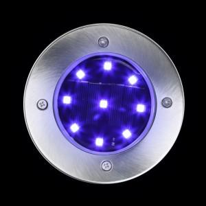 """Saulės energija įkraunamas šviestuvas """"Stiliaus progresas 5"""""""