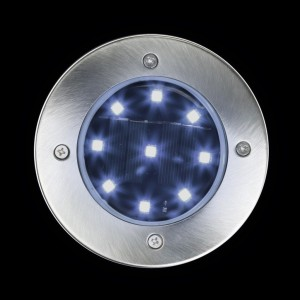 """Saulės energija įkraunamas šviestuvas """"Stiliaus progresas 6"""""""