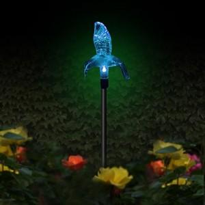 """Saulės energija įkraunamas šviestuvas """"Naktinis pauštelis"""""""